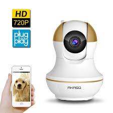 Home Network Security Appliance Amazoncom Akaso Ip1m 902 Wireless Ip Camera Home Wifi Security