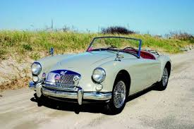 1955 1961 mga roadster hemmings motor news 1955 1961 mga roadster