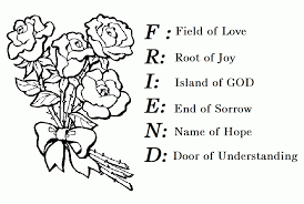 Small Picture Best Friend Forever Coloring Pages Coloring Pages Coloring Home