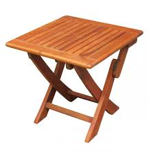outdoor wood folding table designs