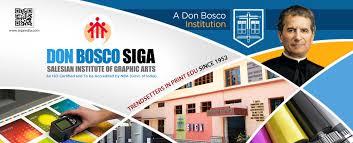 Graphic Design Training In Chennai Salesian Institute Of Graphic And Arts Chennai India Don