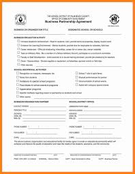 Business Collaboration Agreement Template Valid Sample Business ...