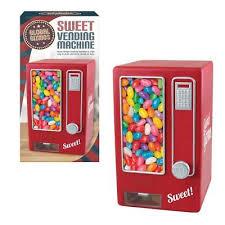 Mini Candy Vending Machine Stunning RETRO MINI SWEET Vending Machine Children'S Jelly Bean Candy