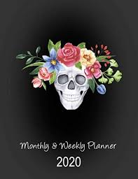 E Pdf Monthly Weekly Planner Monthly And Weekly Planner