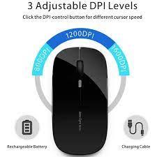 Chuột Bluetooth Pin Sạc Siêu Tiết Kiệm, Siêu Êm, Siêu Bền - Chuột Không Dây  Cao Cấp Không Cần Thay Pin M185 Chính Hãng - Chuột Máy Tính