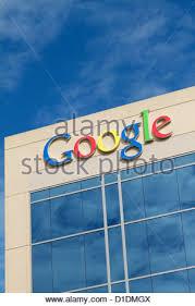 google orange county offices. the google offices in irvine orange county california stock photo