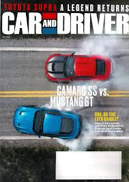 Around 6:30 am on august 11, 2019 jacksonville police received a call about woman whose car had hit a train. Car And Driver Magazine July 2019 Amazon Com Books