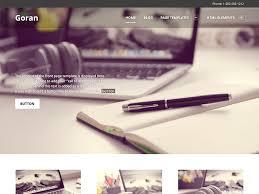 Small Picture Goran Theme WordPresscom