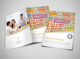 Marketing Brochure Templates Marketing Brochure Template Digital Agency Mycreativeshop Reeviewer Co