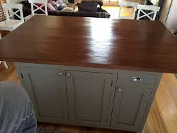 Barn Wood Kitchen Cabinets Barn Wood Kitchen Island Ecustomfinishes