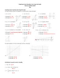 worksheet graphing linear equation worksheet grass fedjp equations answers printables equations medium size