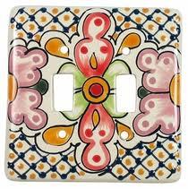 ceramic switch plates. Ceramic Switch Plates Unique Talavera Switchplates Handpainted Inspiration T