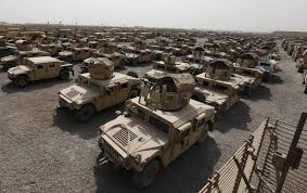dude where s my humvee iraq losing equipment to ic state at sgering rate