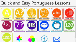 Image result for easy portuguese words