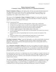 value statement examples for resumes opening resume statement examples military bralicious co