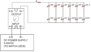 wiring diagram for low voltage lighting the wiring diagram low voltage dc dimmer dc to dc dimmer for led lighting products wiring diagram