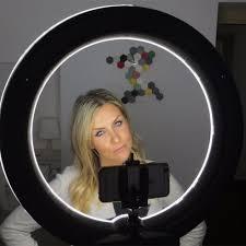 Led Ring Light Walmart Ktaxon 180pcs Led Ring Light Dimmable 5500k Lighting Video