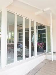 landed properties deluxe fold door