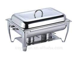 buffet food warmer 9 liter capacity stainless steel chaffing dish warming tray catering pot warmers ireland