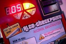 Breathalyzer Vending Machine Reviews Awesome Bring Own Breathalyzer But Proceed With Caution Local News