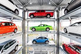 Car Vending Machine Japan Impressive Giant Car Vending Machine Serves Up Hot New Wheels HuffPost