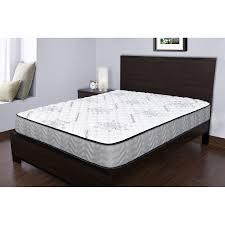 mattress queen size. Spectra Orthopedic Mattress Elements 9.5 Inch Medium Firm Quilted-top - Queen Size