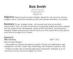 Resume Examples Objectives Awesome Samples Of Objectives For Resumes Resume Sample Objectives Samples