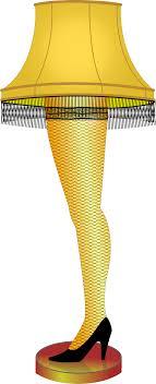 Leg Lamp String Lights Leg Lamp Clipart