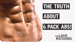 THE TRUTH ABOUT 6 PACK ABS! - YouTube