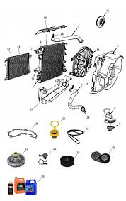 jeep jk wrangler cooling parts free shipping at 4wd com 95 Wrangler 2 5l Wiring Diagram make sure it fits your vehicle Basic Electrical Wiring Diagrams