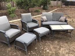 hampton bay patio furniture support