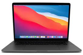Refurbished MacBook Pro 15-inch Core i7 2.9GHz (Space Grey, Mid 2017) A1707  – Hoxton Macs