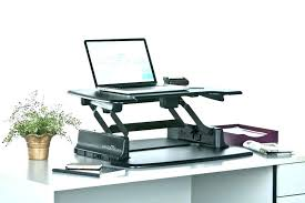 stand up office desk computer