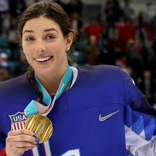 Hilary Knight optimistic about future of women's hockey - Sports Illustrated