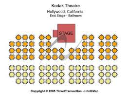 Dolby Theatre Tickets And Dolby Theatre Seating Chart Buy