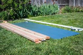 laying out the supplies for metal raised garden beds corrugated where to how build bed