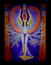 Image result for the aetheric field in religious art