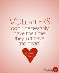 Volunteer Quotes on Pinterest | Volunteers, Make A Difference and ...