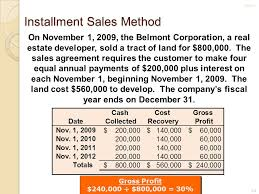 Income Measurement And Profitablity Analysis - Ppt Download