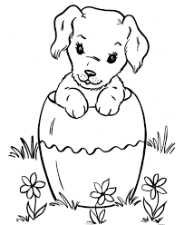 Small Picture Girl Easter Coloring Pages Easter Coloring pages of
