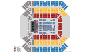 Coachman Park Clearwater Seating Chart Raymond James Stadium Tampa Fl Platinum Vip Tickets