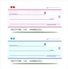 Free Blank Check Template Blank Check Stubs Pdf Stingerworld Co