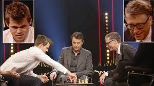 Bill Gates vs Magnus Carlsen - YouTube