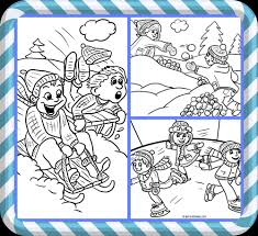 Printable christmas coloring pages free coloring sheets coloring pages for kids coloring books. Free Printable Winter Coloring Pages For Kids Crafty Morning