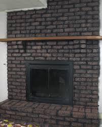 Gray Brick Fireplace Brick Fireplace Makeover Youtube