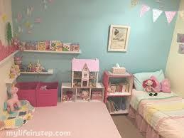 Pretty girls bedroom.
