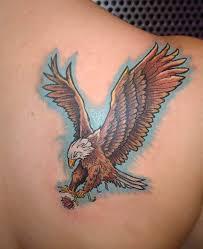 Eagle Tetování Pro ženy Nejlepší Eagle Tattoo Tetování Art Myšlenky