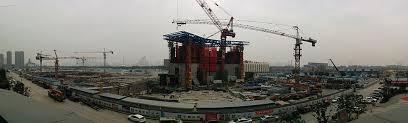 The wuhan greenland center is currently being built in the chinese metropolis of wuhan. Wuhan Greenland Center Wikipedia