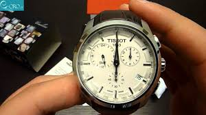 tissot couturier mens watch t0354391603100 e oro gr