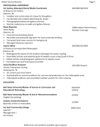 Vita Resume Academic Resume For High School Students Sample Resume Template Vita 1
